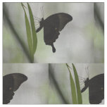 Black Swallowtail Fabric