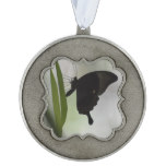 Black Swallowtail Pewter Ornament