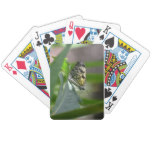 Butterfly Beauty Bicycle Playing Cards