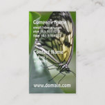 Butterfly Beauty Business Card