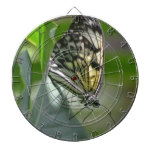 Butterfly Beauty Dart Board