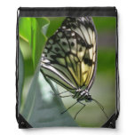 Butterfly Beauty Drawstring Bag