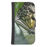 Butterfly Beauty Galaxy S4 Wallet Case
