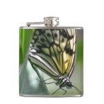 Butterfly Beauty Hip Flask