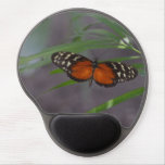 Natural Butterfly Gel Mouse Pad