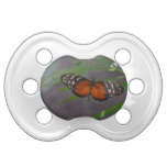 Natural Butterfly Pacifier