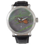 Natural Butterfly Wristwatch