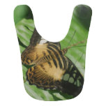 Winged Butterfly Bib