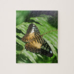 Winged Butterfly Jigsaw Puzzle