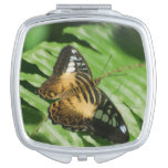 Winged Butterfly Makeup Mirror