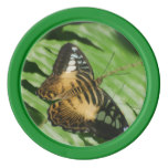 Winged Butterfly Poker Chips Set